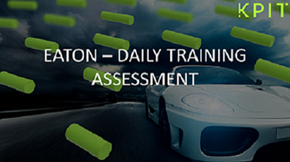 EATON - Daily Training Assessment CEI_26